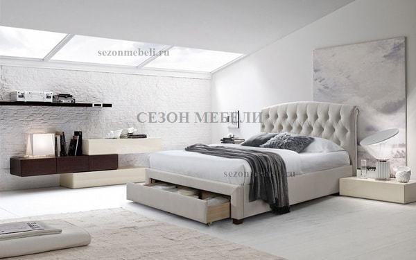 Кровать Sweet Natalia (с ящиком) (фото, вид 4)