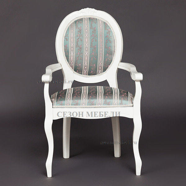 Кресло Fiona 2 (FN-AC2) Ivory white (фото, вид 3)