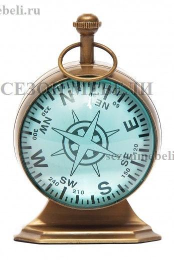 Часы с компасом Secret De Maison (mod. 18701) (фото, вид 4)