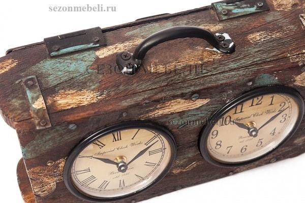 Часы Bi-clock (FS-1512) (фото, вид 1)