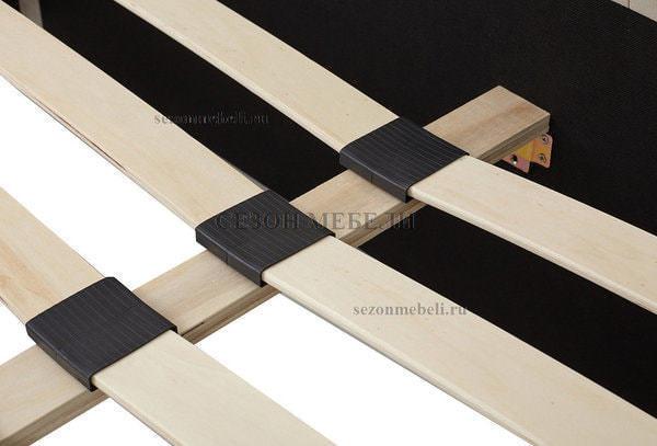 Кровать SWEET JAZMIN 160*200 ткань Grey 2 (фото, вид 2)