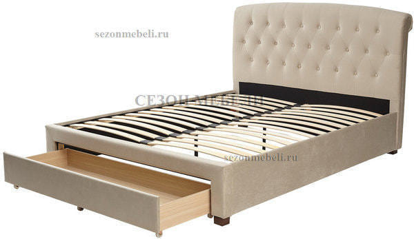 Кровать Sweet Natalia (с ящиком) (фото, вид 2)