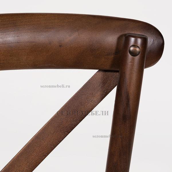 Стул с подлокотниками Cross Armсhair (Кросс Армчер) (фото, вид 18)