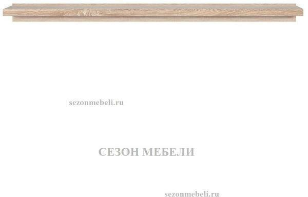 Полка Каспиан POL/140 дуб сонома (фото, вид 1)