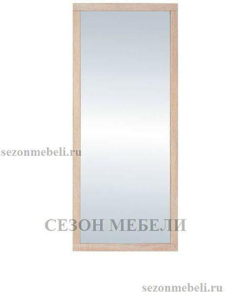 Зеркало Каспиан LUS/50 дуб сонома (фото, вид 1)