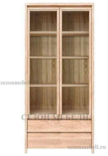 Шкаф Каспиан REG2W2S дуб сонома (фото, вид 1)