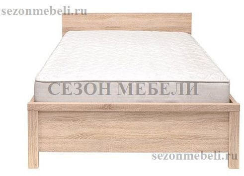 Кровать Каспиан LOZ90х200 дуб сонома (без основания) (фото, вид 1)