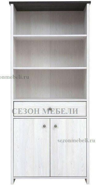 Шкаф комбинированный Порто REG2D1S (фото, вид 1)
