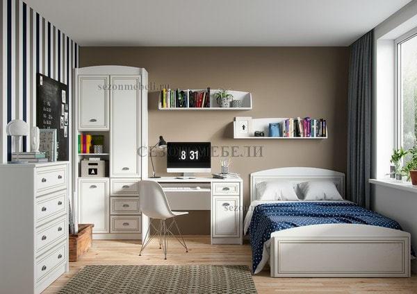 Кровать Салерно LOZ120х200 (фото, вид 3)