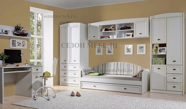 Шкаф комбинированный Салерно REG3D3S (фото, вид 2)