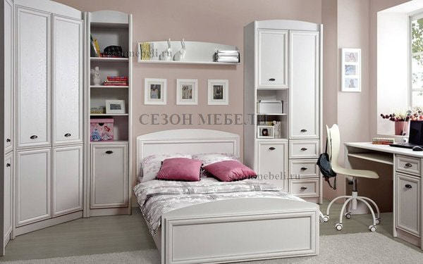 Шкаф комбинированный Салерно REG3D3S (фото, вид 4)