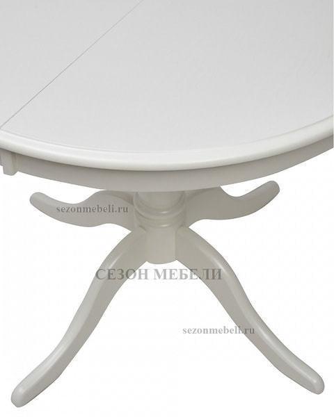 Стол TS Siena (SA-T4EX(AV)) Ivory white (фото, вид 3)