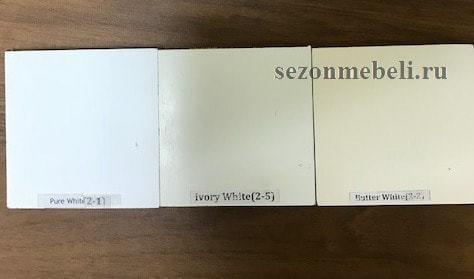 Стол TS Siena (SA-T4EX(AV)) Ivory white (фото, вид 4)