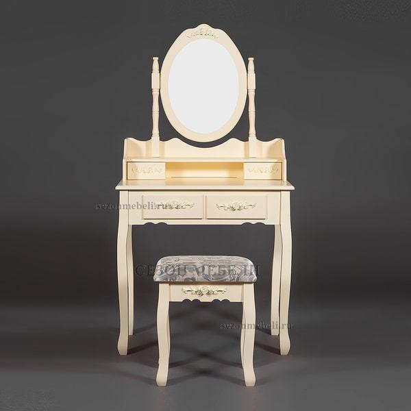 Туалетный столик с табуретом Arno (mod. HX18-263) (фото, вид 2)