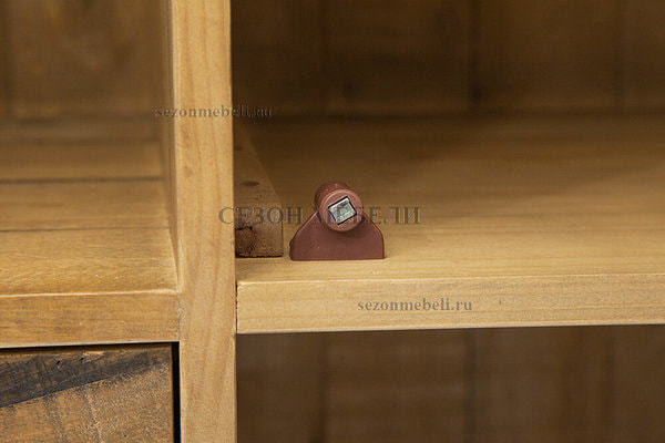 Шкаф книжный Largo (mod. LAR L04В) (фото, вид 6)