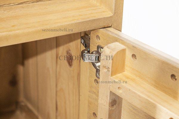 Шкаф книжный Largo (mod. LAR L04В) (фото, вид 7)
