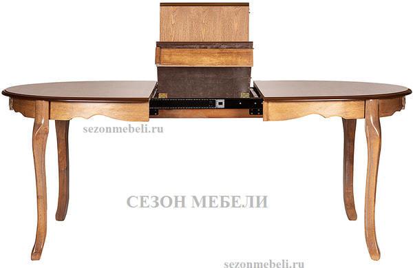 Стол Esmee (EE-T6EX) Antique pine (фото, вид 2)