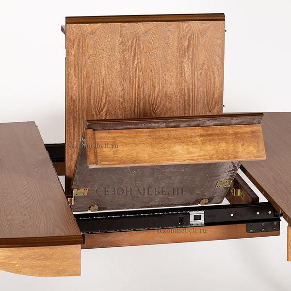 Стол Esmee (EE-T6EX) Antique pine (фото, вид 5)