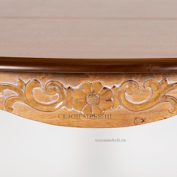 Стол Esmee (EE-T6EX) Antique pine (фото, вид 7)