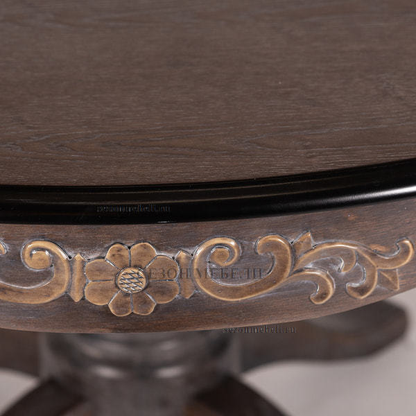 Стол Parisa (PA-T6EX) Antique walnut (фото, вид 7)