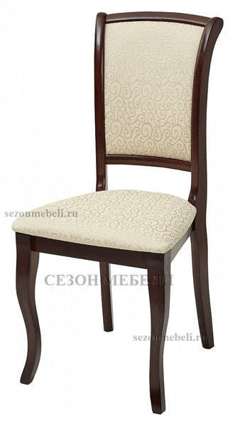 Стул TS Milano MN-SC (Dark Walnut) (фото, вид 1)