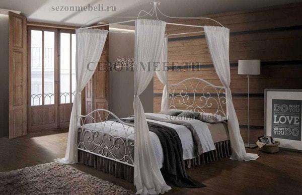 Кровать c балдахином Secret De Maison HESTIA (Хестия) (фото, вид 6)