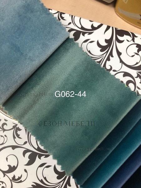 Стул JAZZ пудровый мятный, велюр G062-44 (фото, вид 3)