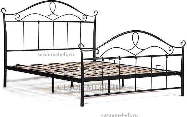 Кровать кованая San Pierro (фото, вид 1)