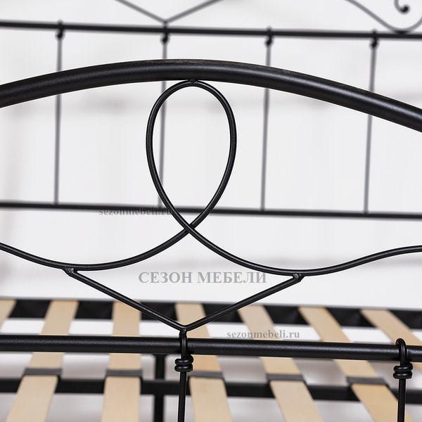 Кровать кованая San Pierro (фото, вид 3)
