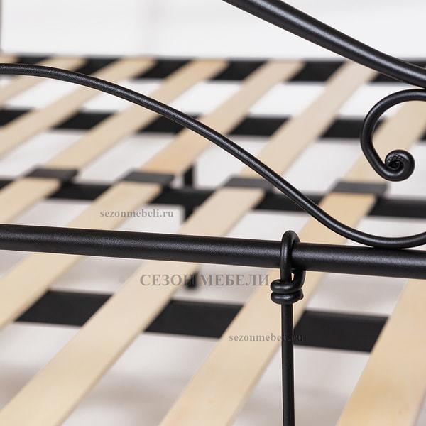 Кровать кованая San Pierro (фото, вид 4)