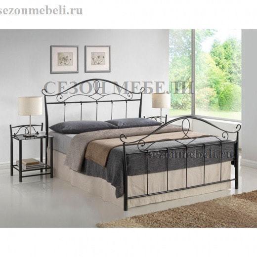 Кровать кованая San Pierro (фото, вид 6)