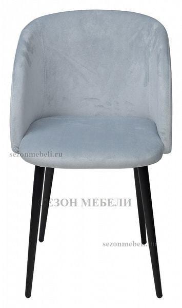 Стул YOKI серо-голубой, велюр G062-42 (фото, вид 1)