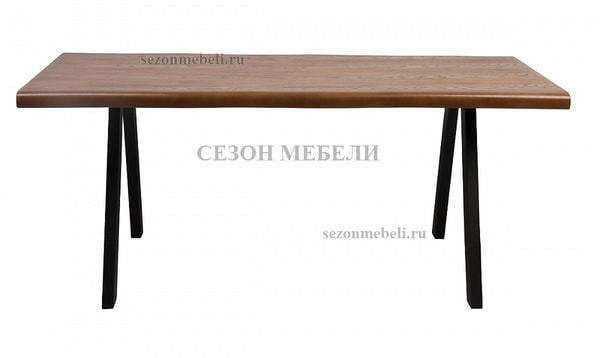 Стол CECIL 180 шпон (фото, вид 1)