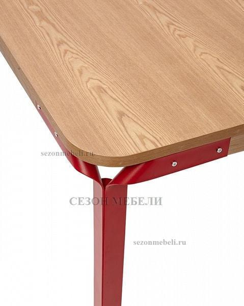 Стол APSARAS красный (фото, вид 2)