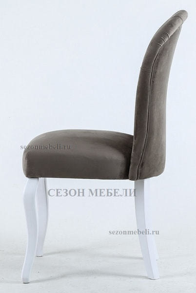Стул C-1056 Velvet Grey#AW169-11 (фото, вид 5)