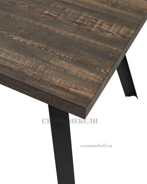 Стол ROUEN серый дуб (фото, вид 2)