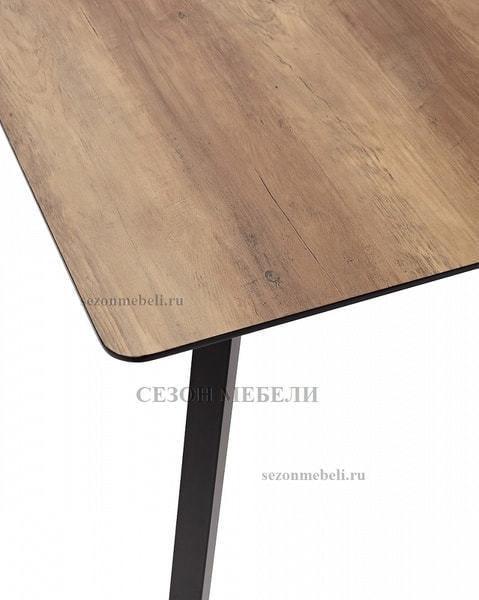 Стол ICEY #12 160 дуб винтажный (UDT8003) (фото, вид 2)
