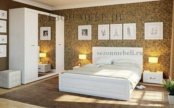 Спальня Мальта (Malta) (фото, вид 2)