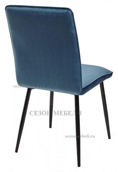 Стул VINCENT G062-45 пудровый синий, велюр (фото, вид 3)