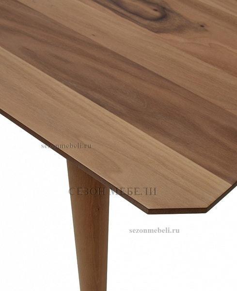 Стол ISTANBUL шпон ореха 120 см (фото, вид 2)