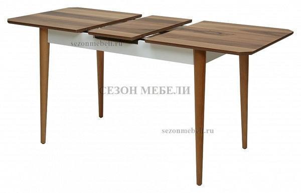 Стол ISTANBUL шпон ореха 120 см (фото, вид 3)