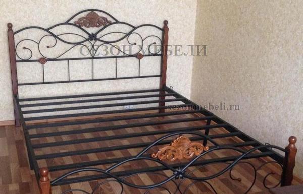 Кровать Canzona (Канцона) FD 881 (фото, вид 1)