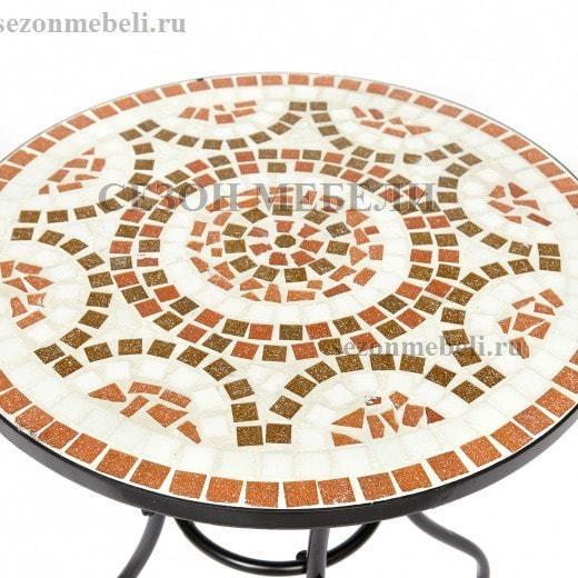 Стол Romeo Romano (mod. PL08-1070-1-GBRN) (фото, вид 2)