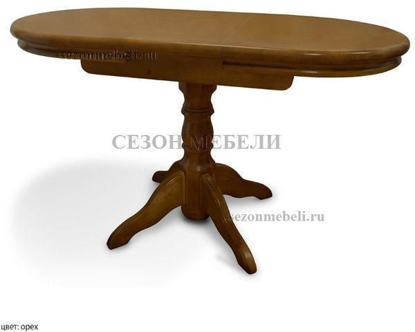 Стол овальный Майкрофт (фото, вид 6)