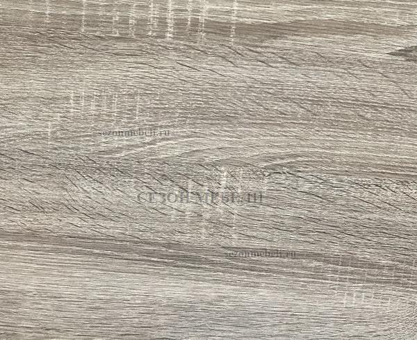 Стол WOOD43 #4 дуб серо-коричневый (фото, вид 2)