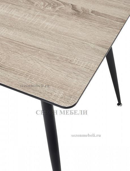 Стол WOOD43 #4 дуб серо-коричневый (фото, вид 3)