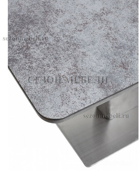 Стол RIO 140 Glazed Glass вулкано (фото, вид 4)