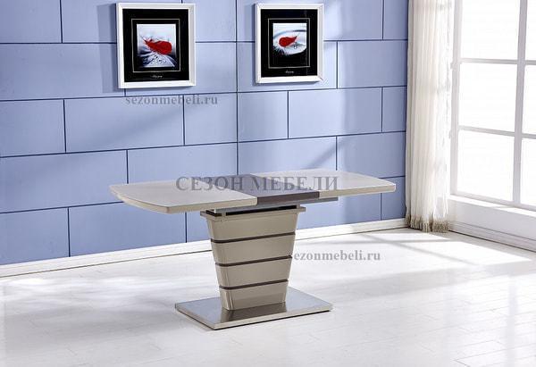 Стол CORA 110 CREAM (фото, вид 1)