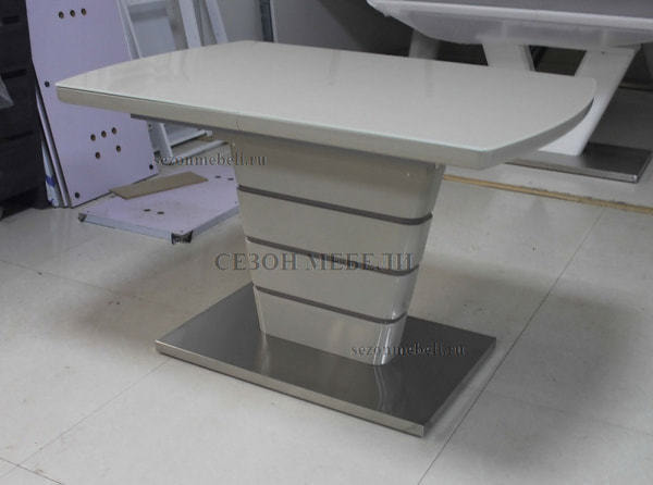 Стол CORA 110 CREAM (фото, вид 2)