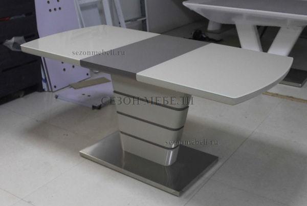 Стол CORA 110 CREAM (фото, вид 3)